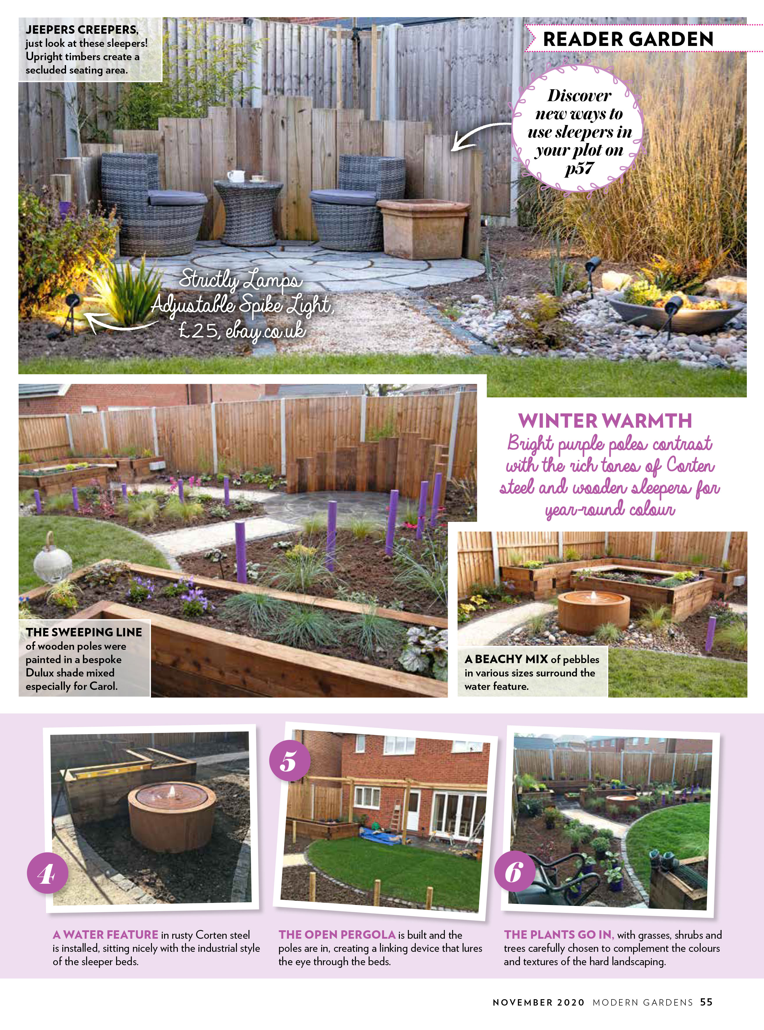 Garden Designer in Wolverhampton, Walsall & The West Midlands