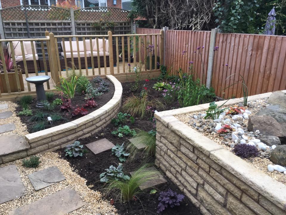 Full Garden Design Service - Darren Rudge: Landscape ...